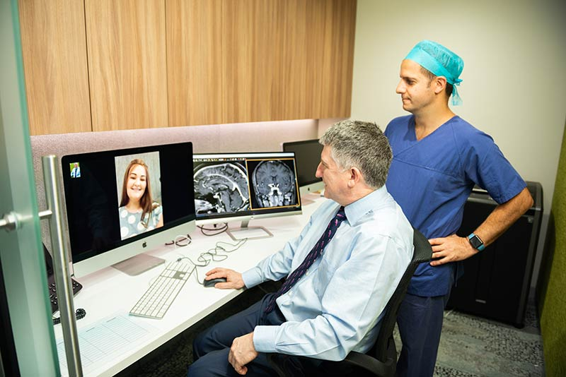 Telemedicine Appointments are available at Pituitary Specialist Centre